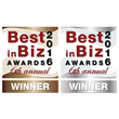 Gensuite Named Multiple Award Winner in Best in Biz Awards 2016