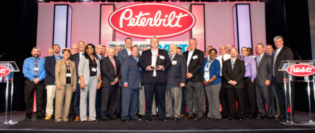 The Larson Group Receives Service Honors At 2016 Paccar
