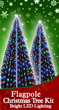 Featuring The Flagpole Christmas Tree Kit, The Christmas Shop, Located at The Flag Company, Inc.'s http://www.flagco.com, is Back and Chock Full of Unique Christmas Gift Ideas