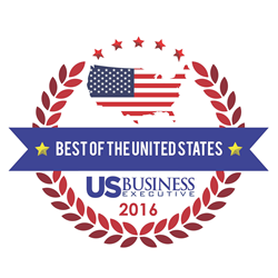 "US Business Executive ""Best of the United States"" 2016"