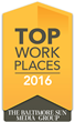 "Connections Education Awarded ""Top Workplace"" by The Baltimore Sun for Fourth Consecutive Year"