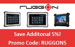 RuggON Save Five Percent