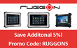Group Mobile Offers Exclusive Discount on RuggON Rugged Tablets in December