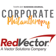 RedVector Announced as a Corporate Philanthropy Awards Finalist for a Second Consecutive Year by TBBJ