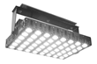 Larson Electronics releases a 500 Watt LED Crane Light with Stainless Steel Mounting Bracket