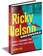 "Jason Fox's Newly Released Book, ""Ricky Nelson: How I Learned The Truth About His Last Days,"" Hits #1 On Amazon's New And Notable Music History & Criticism"
