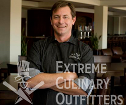 Chef Jo-Jo Doyle of ECO, Extreme Culinary Outfitters, Creates Fresh and Witty Chef Gear and 'insider understood' performance kitchen wear-ables