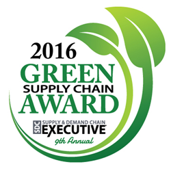FoodLogiQ Green Supply Chain Award