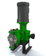 Pulsafeeder Announces the PULSAPRO Line of Hydraulically Actuated Diaphragm Metering Pumps