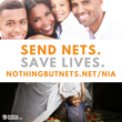 Nia Long & Ime Udoka Become Nothing But Nets Champions to Fight Malaria