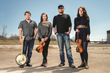 Husson University is proud to bring CÓIG and the unique Celtic music sound to the Gracie Theatre at 7 pm on Thursday, December 8, 2016.