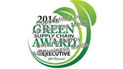2016 Green Supply Chain Award