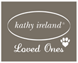 kathy ireland LOVED ONES logo