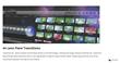 FCPX - TransFlare 4K Jewel - Pixel Film Studios Plugin