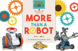 10 Robotics Buildable Toys for the Holidays