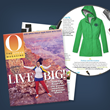 "Charles River Apparel named on Oprah's ""O List"" in January 2017 Issue of O, The Oprah Magazine"