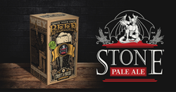 Craft a Brew Partners with Stone Brewing to release Stone Pale Ale premium home brewing kit.