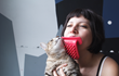 Unbelievable Opportunity for Cat Lovers Interested in Licking Their Cats