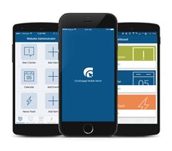New CivicPlus CivicEngage MobileAdmin App