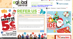 eGlobal Central - Referral Program