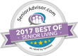 SeniorAdvisor.com Announces 2017 Best of Senior Living Awards