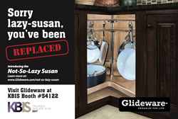 Not-So-Lazy Susan, New cabinet products