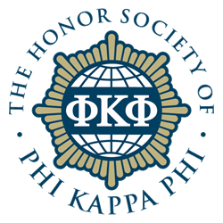 The Honor Society of Phi Kappa Phi announces new chapter at St. Martin's University