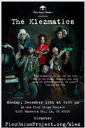 Tickets Selling Fast for Klezmatics in Concert