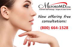Free cosmetic consultations for non-surgical rhinoplasty.