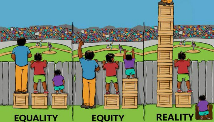 reaching for real equality The right kind of equality there is no room left in their thinking for real consideration of we want to reform education so boys and girls reach their full.