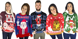 Top 10 Ugliest Christmas Sweaters of 2016