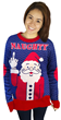 Naughty Santa Ugly Christmas Sweater