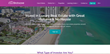 Bricksave Website Homepage