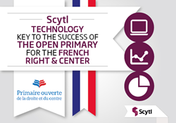 Scytl Technology for the Open Primaries for the French Center and Right