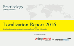 Practicology Localization Report 2016 - benchmarks for US retailers