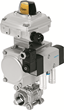 Festo Automated Ball Valves – World Class Quality, Delivery, and Global Support