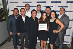 Qmh Inc. Warehouse Solutions Provider wins Los Angeles Business Journal Top 100 Award