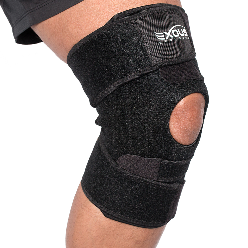 Rehband CrossFit Knee Support Rx Line 105417 Injury Fitness Weightlifting7mm
