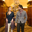 Pearl Company Spey Unveils Bespoke Tartan in Silk and Wool