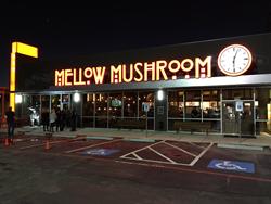 Mellow Mushroom Houston Heights