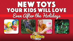 New Toys Kids Will Love Even After the Holiday