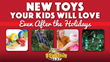 Fat Brain Toys Announces Top New Toys Kids Will Love Even After the Holidays
