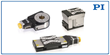 New Vertical, Linear, and Rotary Precision Positioning Stage Family, from PI