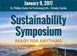 Sustainability Symposium Draws Forward-Thinking Activists and Elected Officials