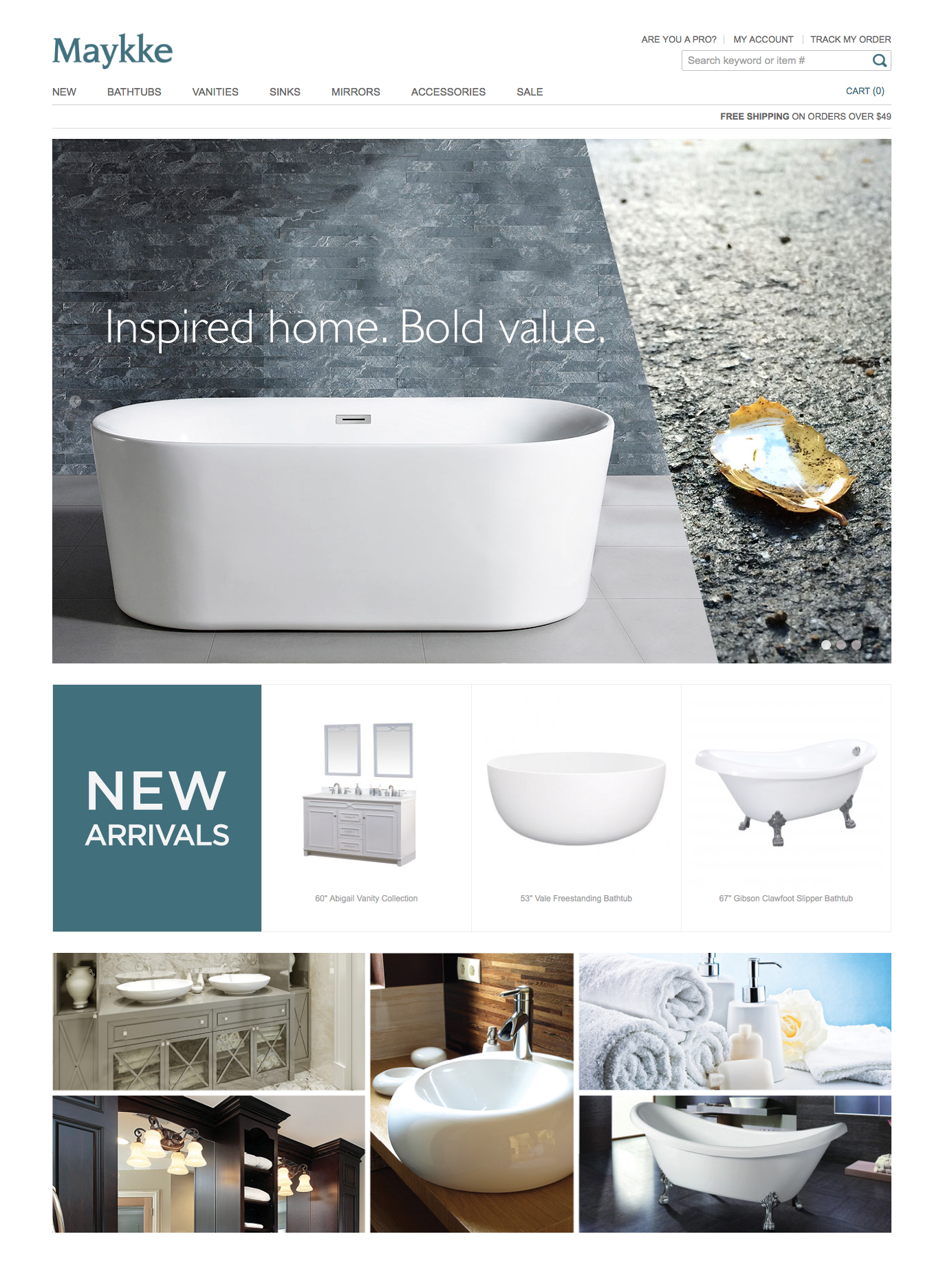 Industry Expert Maykkes Unique Web Platform Offers Manufacturers The Opportunity To Sell Direct Consumer Inspired Home Bold Value
