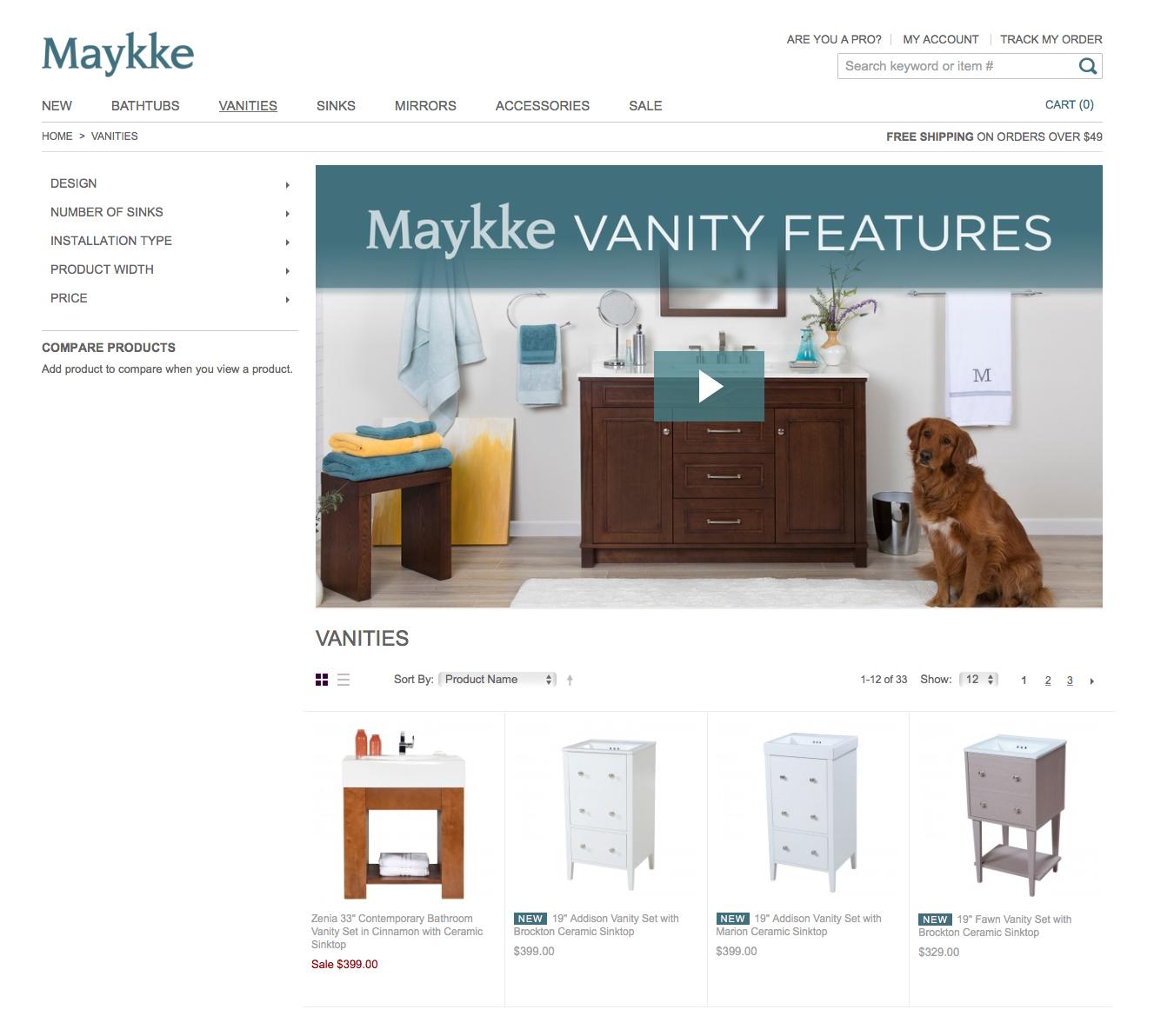 industry expert maykke s unique web platform offers