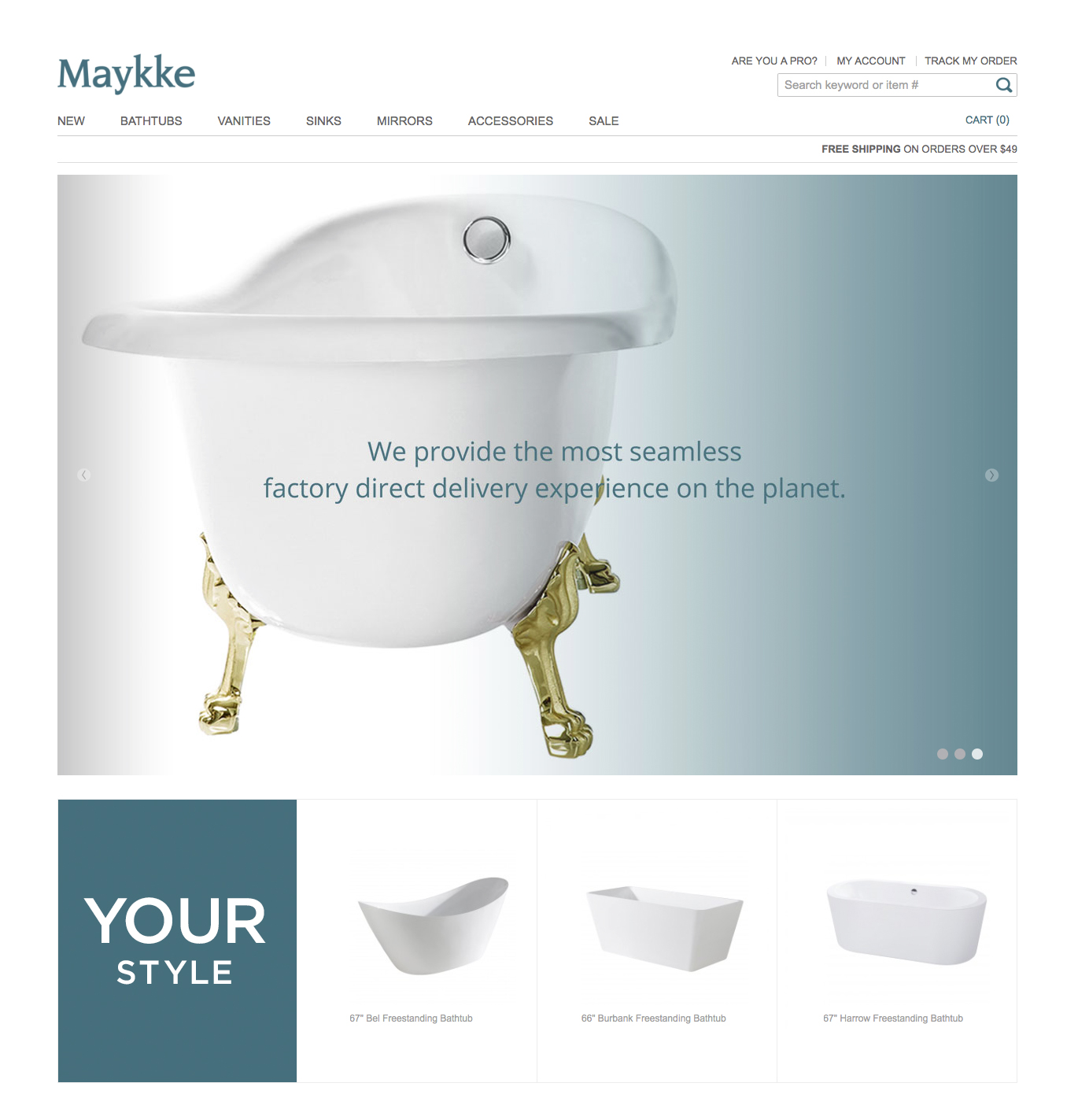 Industry Expert Maykkes Unique Web Platform Offers Manufacturers