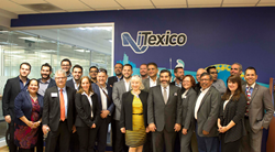 Austin Delegation at iTexico