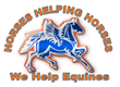 Horses Helping Horses, New Major Equine Website with Lowest Prices, 50+ brands, and 2700+ items Contributes 15%-20% to Equine Charity Brooke USA