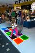 Liquid color tiles